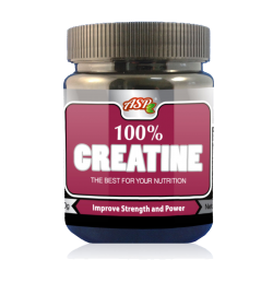 Creatine Monohydrate (powder)